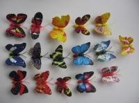 Искусственные бабочки для декора