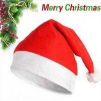 Красная шапка Санта Клауса